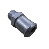 Штуцер патрубка водяного насоса МТЗ 245-1306027  (ММЗ)